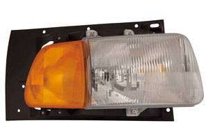 33F-1101R-ASC by MAXZONE AUTO PARTS CORP - Replacement Headlight Passenger Right Hand Side for Sterling AT Series by Depo