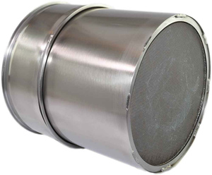 DC1-0044 by DENSO POWEREDGE - PowerEdge Diesel Particulate Filter - DPF for Cummins ISX (Including Gaskets)