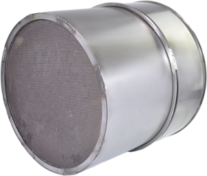 DC1-0045 by DENSO POWEREDGE - PowerEdge Diesel Particulate Filter - DPF for Volvo D11, D13, D16 (Including Gaskets)