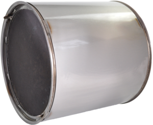 DC1-0048 by DENSO POWEREDGE - PowerEdge Diesel Particulate Filter - DPF for Mack MP8 (Including Gaskets)