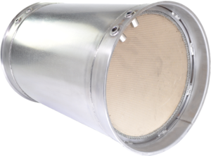 DC1-0051 by DENSO POWEREDGE - PowerEdge Diesel Particulate Filter - DPF for Cat C13, C15 (Including Gaskets)