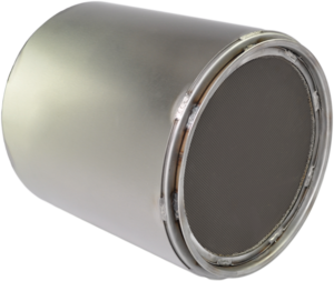 DC1-0054 by DENSO POWEREDGE - PowerEdge Diesel Particulate Filter - DPF for Cummins ISC (Including Gaskets)