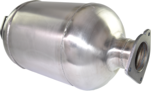 DC1-0060 by DENSO POWEREDGE - PowerEdge Diesel Particulate Filter - DPF for International MaxxForce DT, 7 (Including Gaskets)