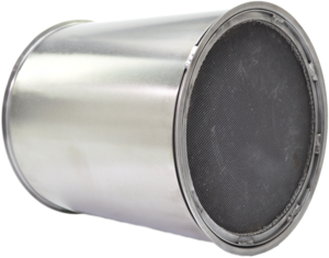 DC1-0066 by DENSO POWEREDGE - PowerEdge Diesel Particulate Filter - DPF - Detroit Diesel Series 50 (Including Gaskets)