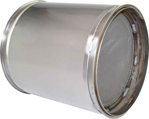 DC1-0047 by DENSO POWEREDGE - PowerEdge Diesel Particulate Filter - DPF for Cummins ISM (Including Gaskets)