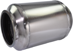 DC1-0053 by DENSO POWEREDGE - PowerEdge Diesel Particulate Filter - DPF for International MaxxForce DT, 7 (Including Gaskets)