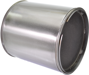 DC1-0063 by DENSO POWEREDGE - PowerEdge Diesel Particulate Filter - DPF for International MaxxForce 11 (Including Gaskets)