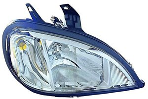 340-1110R-AS by MAXZONE AUTO PARTS CORP - Depo Freightliner Columbia Passenger Side Replacement Headlight Assembly