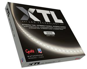 L12521001 by GROTE - XTL LED Technology, White LED Light Strip, 576mm, .180 connector
