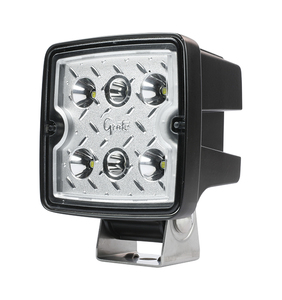 63L31 by GROTE - Trilliant® Cube 2.0 LED Work Light, 2800 Lumens, Hard Shell, Flood