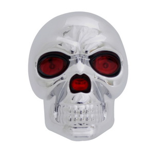 CR-018 by PILOT - Bully - LED Skull Hitch Cover