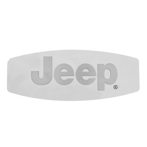 CR-005NZ by PILOT - Bully - For Jeep HITCH COVER, SS LOGO