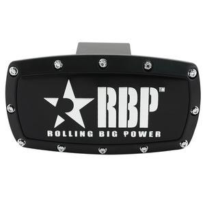 RBP-111 by PILOT - RBP Hitch Cover, Black Label