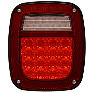 NV-001L by PILOT - LED For Jeep LIGHT WITH LICENSE