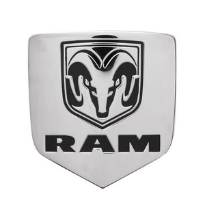 CR-311 by PILOT - Bully - For Dodge Chrome Hitch Cover