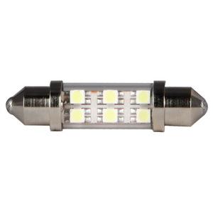 ILT-578W-6 by PILOT - Bully - 578 LED Blb, 6 LED, Wht