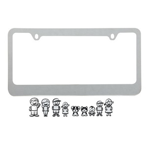 WL282-C by PILOT - Family License Plate Frame