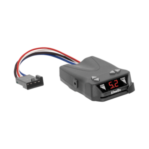 5504 by CEQUENT ELECTRICAL - Draw-Tite -  Activator® IV Electronic Brake Control, for 1 to 4 Axle Trailers, Timed Actuated