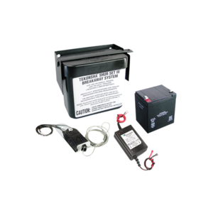 20020 by CEQUENT ELECTRICAL - Tekonsha -  Shur-Set III® Lockable Breakaway System (with Charger) (Includes #2010 Nylon Breakaway Switch)