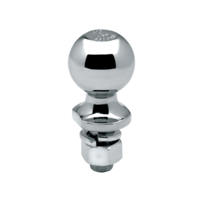 """63822 by CEQUENT ELECTRICAL - Draw-Tite -  Hitch Ball, 2"""" x 3/4"""" x 2-3/8"""", 3,500 lbs. GTW Chrome"""