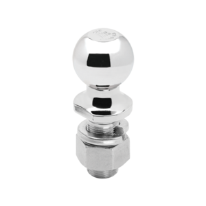 """63840 by CEQUENT ELECTRICAL - Draw-Tite -  Hitch Ball, 2-5/16"""" x 1-1/4"""" x 2-3/4"""", 20,000 lbs. GTW Chrome"""