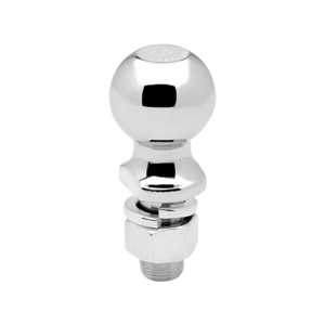 """63847 by CEQUENT ELECTRICAL - Draw-Tite -  Hitch Ball, 2-5/16"""" x 1"""" x 2-1/8"""", 7,500 lbs. GTW Chrome"""