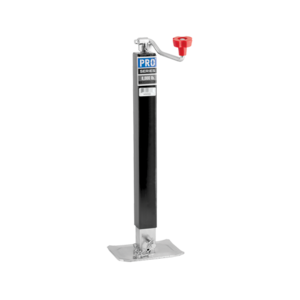 """1400800383 by CEQUENT ELECTRICAL - Pro Series -  Pro Series™ Square Tube, 8,000 lbs., Topwind, 15"""" Travel, Adjustable Dropleg w/Additional Travel of 13.6"""""""