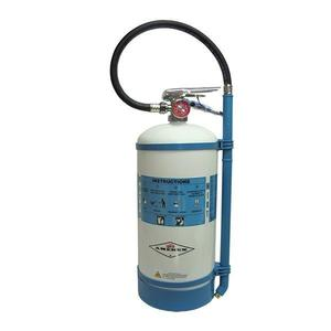 270NMAX by AMEREX CORP - Amerex® 1.75 gal Non-Magnetic Water Mist Extinguisher w/ Brass Valve & Wall Hook