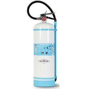 272NMAX by AMEREX CORP - Amerex® 2.5 gal Non-Magnetic Water Mist Extinguisher w/ Brass Valve & Wall Hook