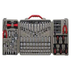 CTK148MPCT by APEX TOOL GROUP - Crescent® 148-Piece Mechanic's Tool Set