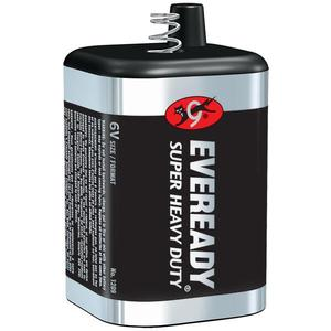 1209EN by ENERGIZER - Eveready® Super Heavy Duty 6V Battery (Spring Terminal), 1/Pkg
