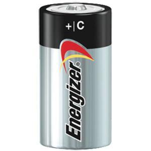 E93BP2EN by ENERGIZER - Energizer® Max® Alkaline C Batteries, 2/Pkg