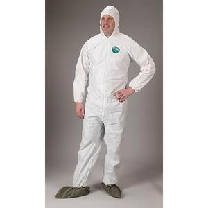 CTL412LLK by LAKELAND - Lakeland MicroMax® NS Coveralls w/ Open Wrists & Ankles, Large, 25/Case