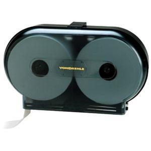 3253V by VON DREHLE - VonDrehle Twin Jumbo Roll Dispensers