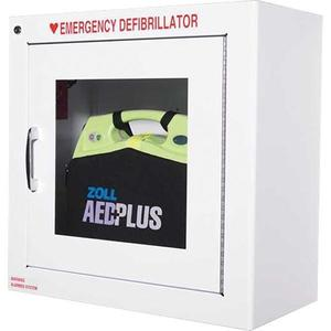 CABMWZ by ZOLL - Zoll® AED Metal Wall Cabinet w/ Alarm