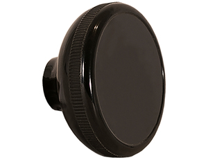 20 by BUYERS PRODUCTS - 2 Inch Knob For PTO Cables Plain 1/4-28 Thread