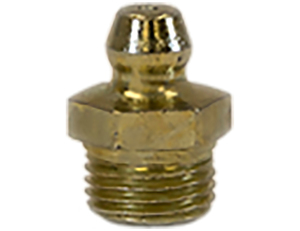800 by BUYERS PRODUCTS - 1/8 Inch NPT Grease Fittings - Straight