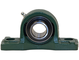 P18HEX by BUYERS PRODUCTS - 1-1/8 Inch Hex Shaft Set Screw Style Pillow Block Bearing