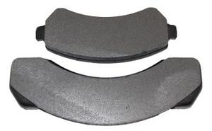 SD184 by FEDERAL MOGUL-ABEX - SET,BRAKE PAD