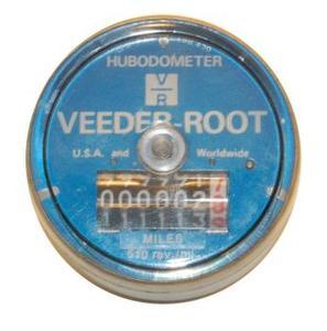 777717-510 by VEEDER ROOT - Hubodometer, 510 Revs Per Mile