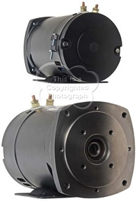 B481225X7615 by OHIO ELECTRIC - Ohio Electric Motors, Pump Motor, 24V, CW