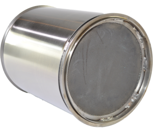 DC1-0029 by DENSO POWEREDGE - PowerEdge Diesel Particulate Filter - DPF for Cummins ISB; Paccar PX-6 (Including Gaskets)