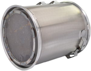 DC1-0039 by DENSO POWEREDGE - PowerEdge Diesel Particulate Filter - DPF - Mercedes Benz OM926 (Including Gaskets)