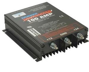 65-100 by VANNER - Vanner, Equalizer, 24 VDC Input, 12 VDC Output, 100A