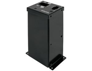 AC010M by BUYERS PRODUCTS - Black Air PTO/Air Hoist Console 14-1/8 Inch High - Muncie/Williams