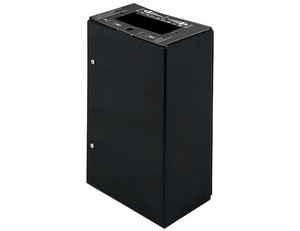 K70C by BUYERS PRODUCTS - Black Console For K70DF Series 3-1/2 x 6-3/4 x 10 Inch