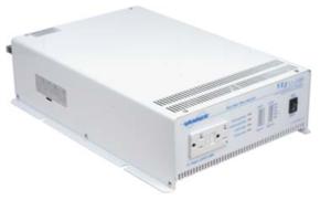 VLT12-1500 by VANNER - Vanner, Inverter, 12 VDC Input, 120 VAC Output, 1500W
