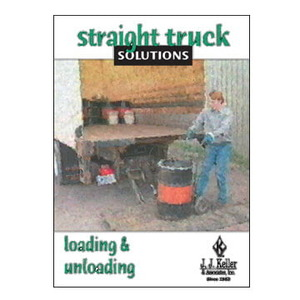 24490 by JJ KELLER - Straight Truck Solutions: Loading & Unloading - Pay Per View Training Program - Basic Program