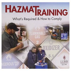 41335 by JJ KELLER - Hazmat Training: What's Required & How To Comply - Pay Per View Training - Premium Program