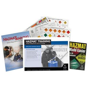 36171 by JJ KELLER - Hazmat Training: What's Required & How To Comply - Employee Training Packet - Employee Training Packet